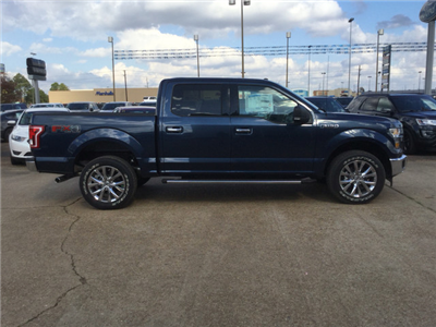 2017 F-150 SuperCrew Cab 4x4,  Pickup #C11657 - photo 8