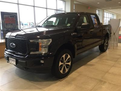2019 F-150 SuperCrew Cab 4x4,  Pickup #C18371 - photo 3