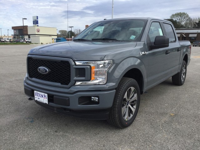 2019 F-150 SuperCrew Cab 4x4,  Pickup #C27202 - photo 4