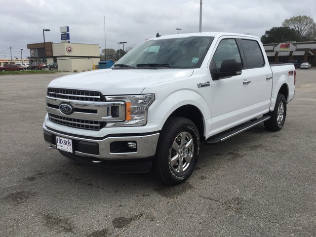2019 F-150 SuperCrew Cab 4x4,  Pickup #C27404A - photo 5