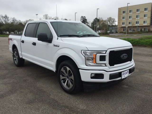 2019 F-150 SuperCrew Cab 4x2,  Pickup #C27539 - photo 4