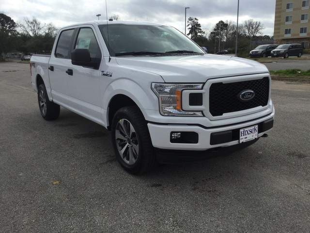 2019 F-150 SuperCrew Cab 4x4,  Pickup #C27540 - photo 3