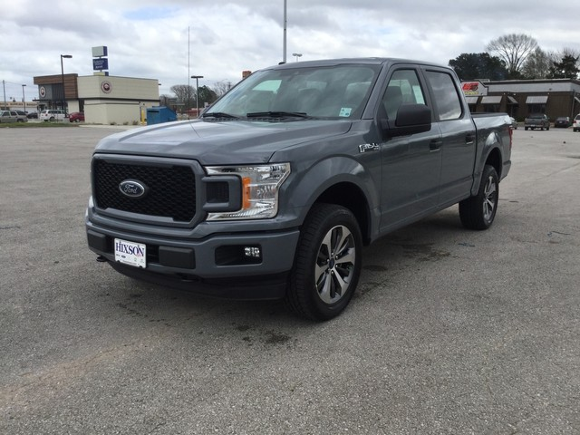 2019 F-150 SuperCrew Cab 4x4,  Pickup #C27542 - photo 4
