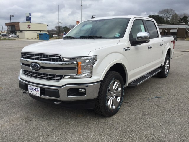 2019 F-150 SuperCrew Cab 4x4,  Pickup #C27543 - photo 4