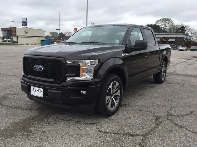 2019 F-150 SuperCrew Cab 4x2,  Pickup #C46187 - photo 4