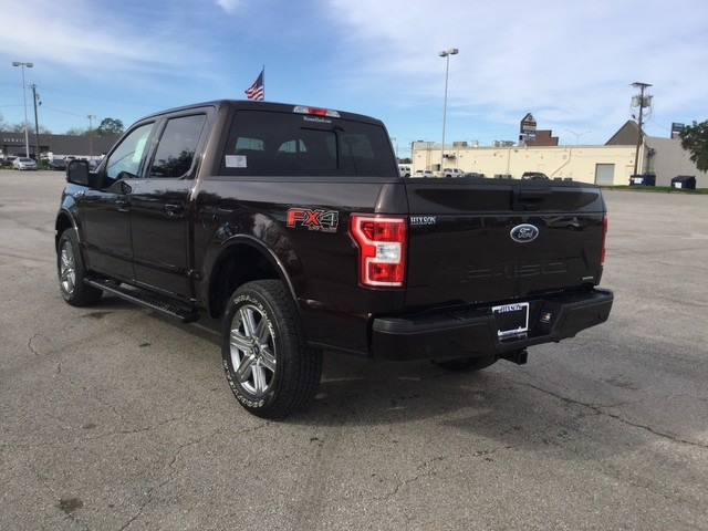 2019 F-150 SuperCrew Cab 4x4,  Pickup #C46191 - photo 7