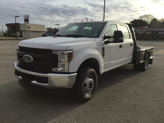 2019 F-350 Crew Cab DRW 4x4,  CM Truck Beds Platform Body #C55664 - photo 4