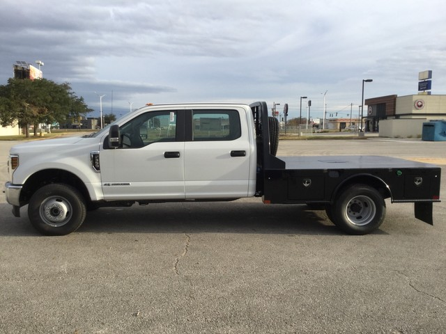2019 F-350 Crew Cab DRW 4x4,  CM Truck Beds Platform Body #C55664 - photo 5