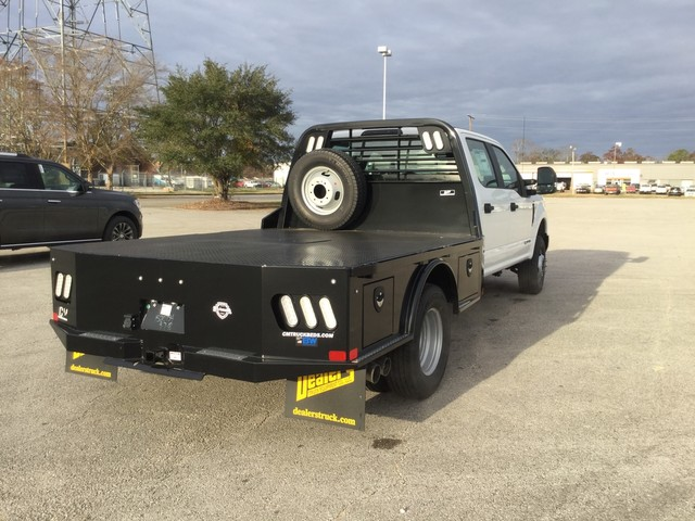 2019 F-350 Crew Cab DRW 4x4,  CM Truck Beds Platform Body #C55664 - photo 2