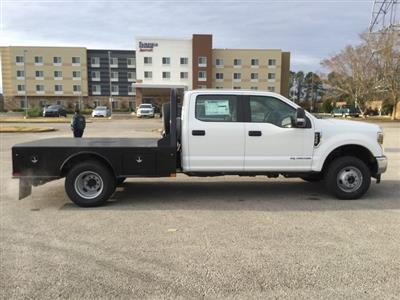 2019 F-350 Crew Cab DRW 4x4,  CM Truck Beds Platform Body #C55664 - photo 8
