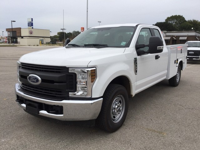 2019 F-250 Crew Cab 4x2,  Knapheide Service Body #C58770 - photo 4