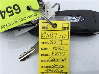 2019 F-250 Crew Cab 4x2,  Knapheide Standard Service Body #C58770 - photo 17