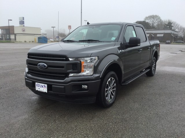 2019 F-150 SuperCrew Cab 4x2,  Pickup #C65009A - photo 1