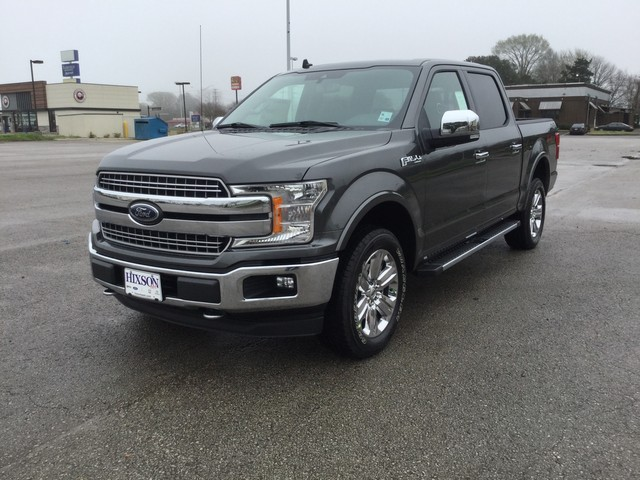 2019 F-150 SuperCrew Cab 4x4,  Pickup #C65011 - photo 4