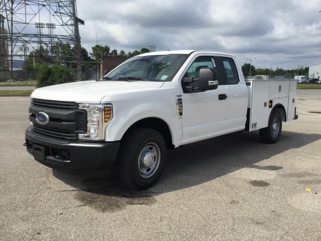2018 F-250 Super Cab 4x2,  CM Truck Beds Service Body #C65312 - photo 4