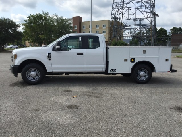 2018 F-250 Super Cab 4x2,  CM Truck Beds Service Body #C65312 - photo 5