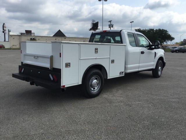 2018 F-250 Super Cab 4x2,  CM Truck Beds Service Body #C65312 - photo 2