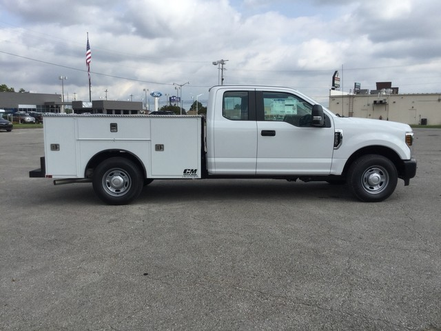 2018 F-250 Super Cab 4x2,  CM Truck Beds Service Body #C65312 - photo 7