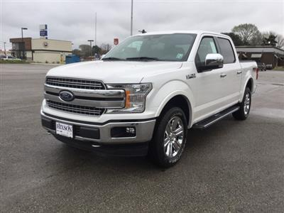 2019 F-150 SuperCrew Cab 4x4,  Pickup #C74058 - photo 4