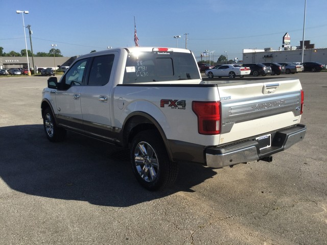 2018 F-150 SuperCrew Cab 4x4,  Pickup #C76630 - photo 6