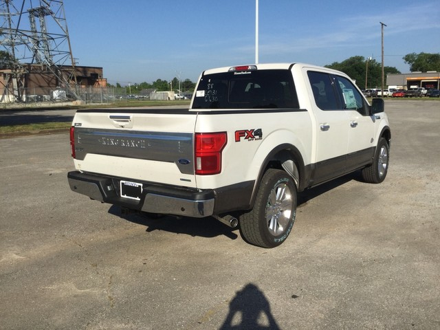 2018 F-150 SuperCrew Cab 4x4,  Pickup #C76630 - photo 2