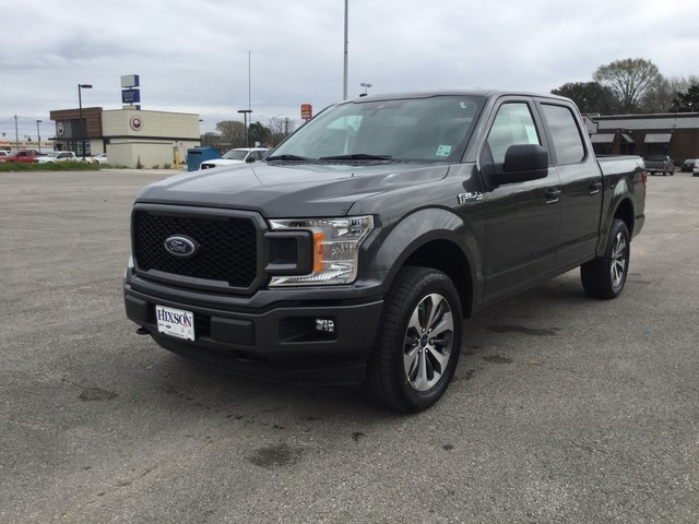 2019 F-150 SuperCrew Cab 4x4,  Pickup #C82302 - photo 5