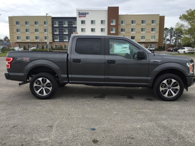2019 F-150 SuperCrew Cab 4x4,  Pickup #C82302 - photo 8