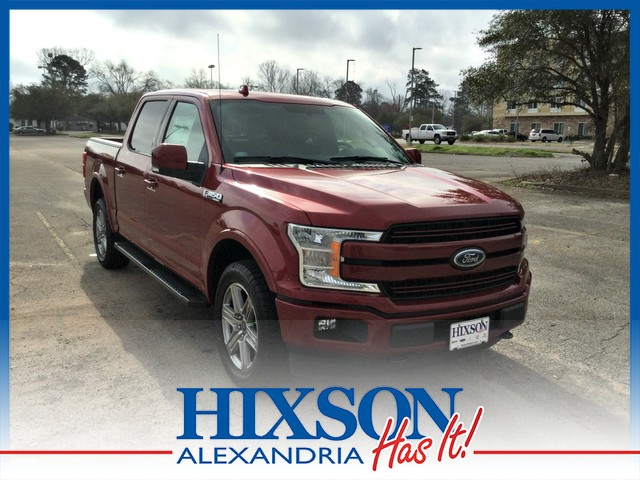 2018 F-150 SuperCrew Cab 4x4,  Pickup #C90926 - photo 1