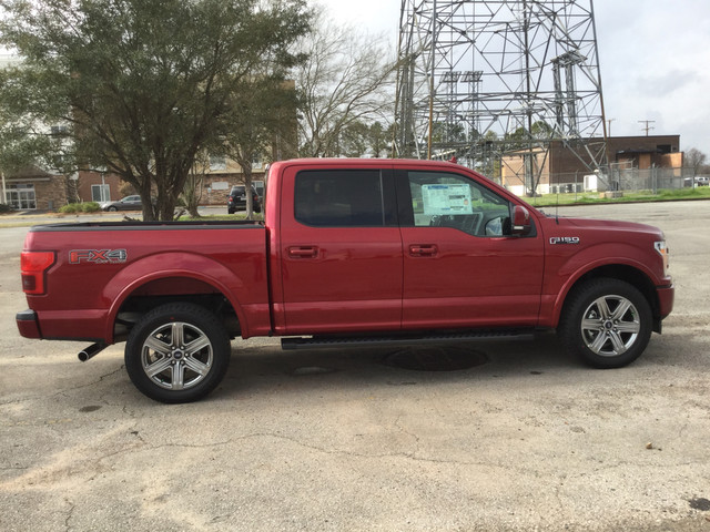 2018 F-150 SuperCrew Cab 4x4,  Pickup #C90926 - photo 8