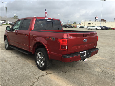 2018 F-150 SuperCrew Cab 4x4,  Pickup #C90926 - photo 6
