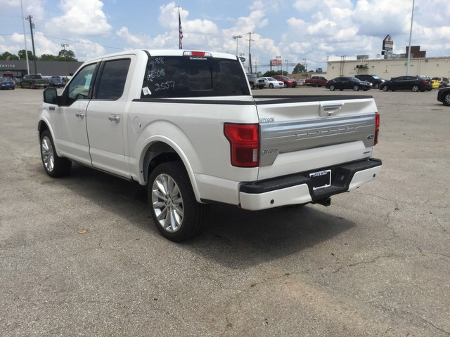 2018 F-150 SuperCrew Cab 4x4,  Pickup #C92557 - photo 6