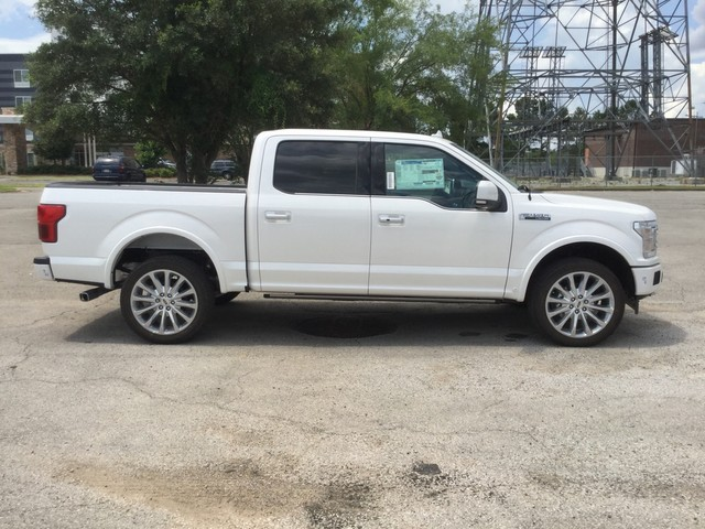 2018 F-150 SuperCrew Cab 4x4,  Pickup #C92557 - photo 8