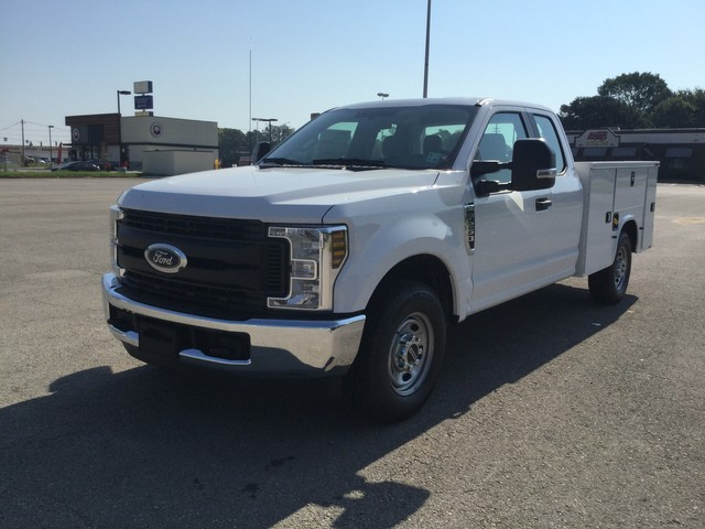 2018 F-250 Super Cab 4x2,  Service Body #C93976 - photo 4