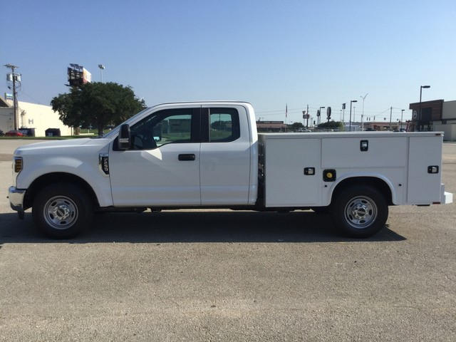 2018 F-250 Super Cab 4x2,  Service Body #C93976 - photo 5