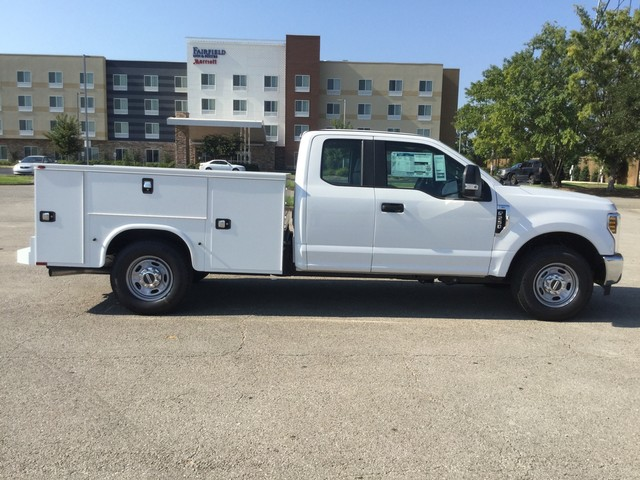 2018 F-250 Super Cab 4x2,  Knapheide Service Body #C93976 - photo 8