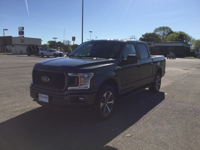 2019 F-150 SuperCrew Cab 4x4,  Pickup #C94982 - photo 4