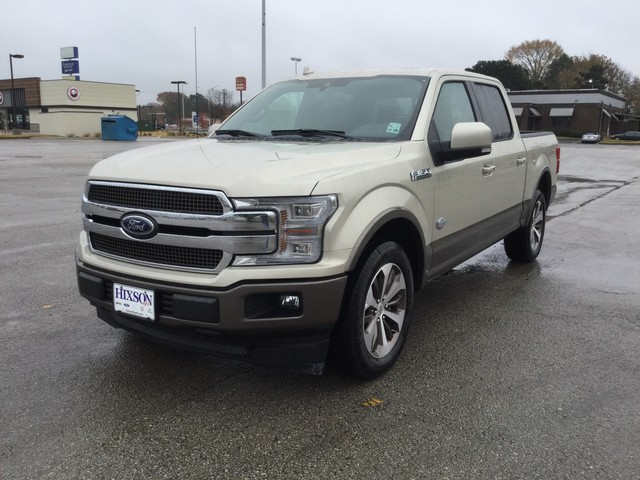 2018 F-150 SuperCrew Cab 4x2,  Pickup #C99988A - photo 4