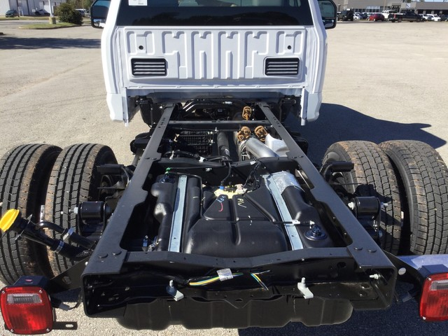 2019 F-350 Regular Cab DRW 4x2,  Cab Chassis #D02145 - photo 1