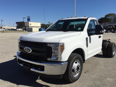 2019 F-350 Regular Cab DRW 4x2,  Cab Chassis #D02145 - photo 5