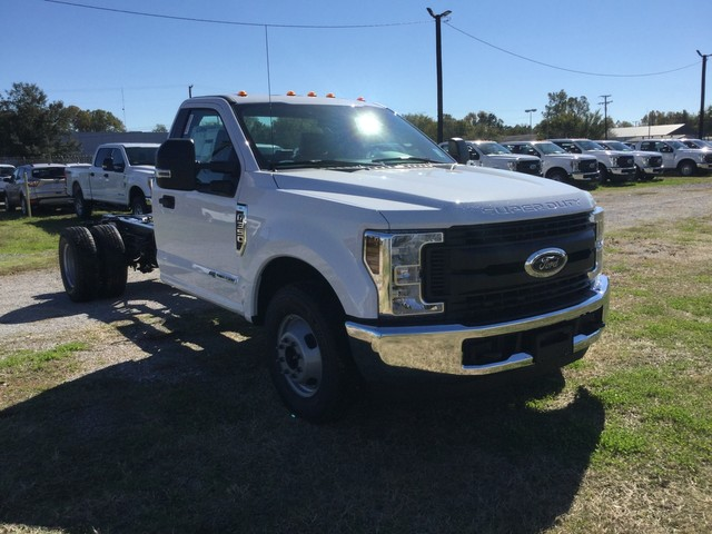 2019 F-350 Regular Cab DRW 4x2,  Cab Chassis #D02146 - photo 2