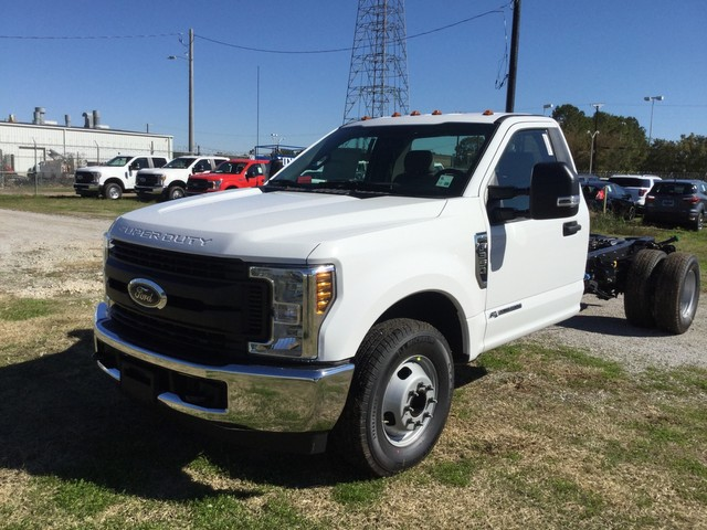 2019 F-350 Regular Cab DRW 4x2,  Cab Chassis #D02146 - photo 4