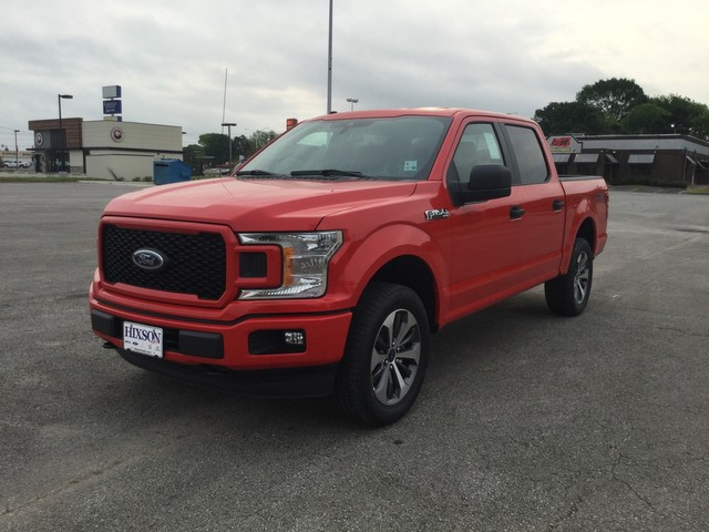 2019 F-150 SuperCrew Cab 4x4,  Pickup #D02501 - photo 4