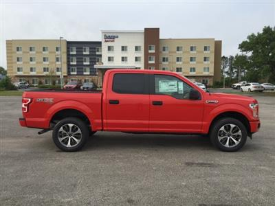 2019 F-150 SuperCrew Cab 4x4,  Pickup #D02501 - photo 8