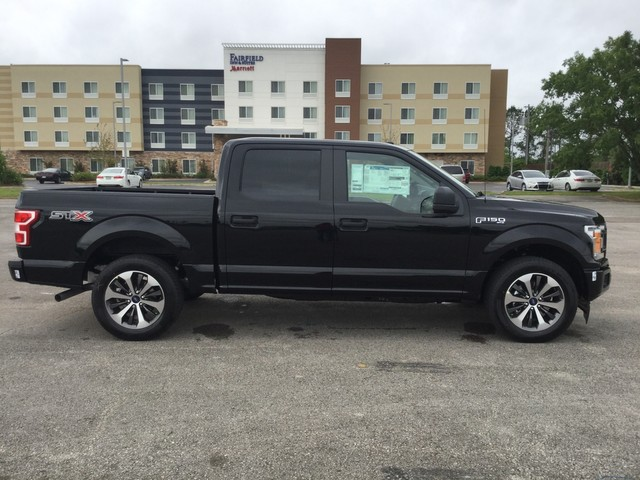 2019 F-150 SuperCrew Cab 4x2,  Pickup #D22407 - photo 8