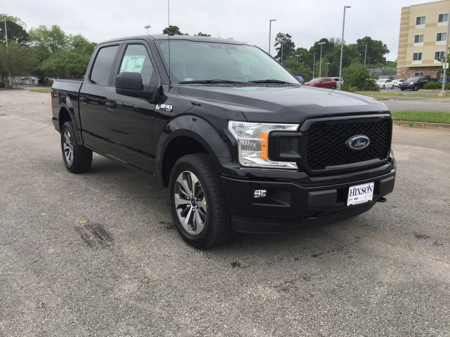 2019 F-150 SuperCrew Cab 4x4,  Pickup #D22411 - photo 1