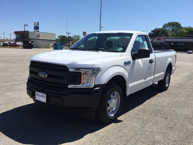 2019 F-150 Regular Cab 4x2,  Pickup #D32033 - photo 4