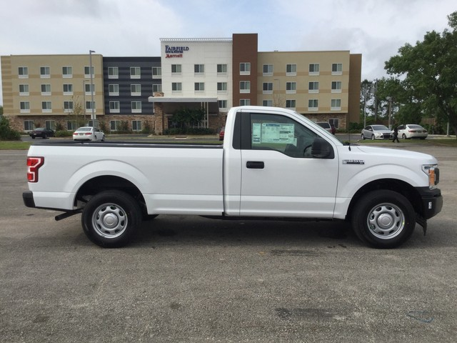 2019 F-150 Regular Cab 4x2,  Pickup #D32034 - photo 8