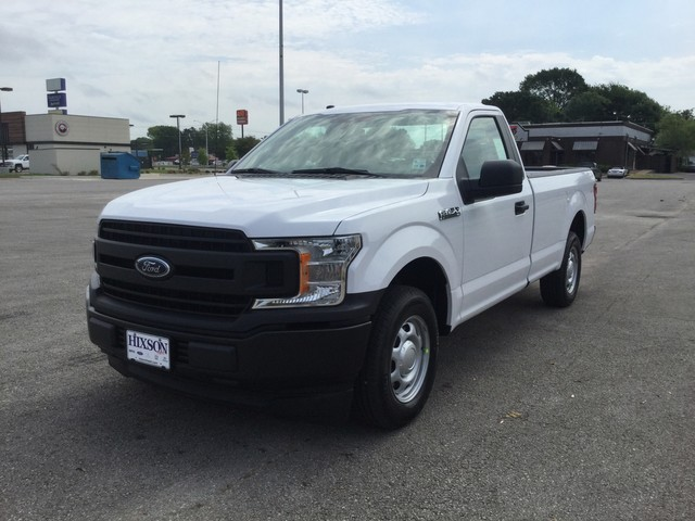 2019 F-150 Regular Cab 4x2,  Pickup #D32035 - photo 4