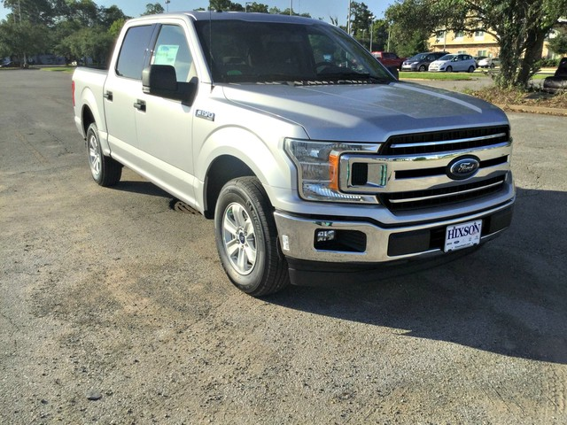 2018 F-150 SuperCrew Cab 4x2,  Pickup #D41202 - photo 1