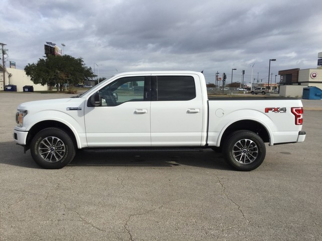 2018 F-150 SuperCrew Cab 4x4,  Pickup #D41207 - photo 5